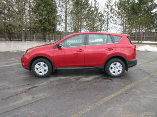 Used 2015 Toyota RAV4 LE AWD for sale in Cayuga, ON