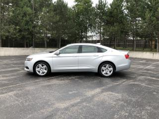 Used 2016 Chevrolet Impala LS FWD for sale in Cayuga, ON