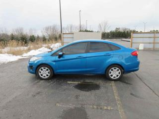 Used 2012 Ford FIESTA SE FWD for sale in Cayuga, ON