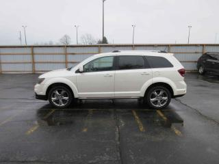 Used 2017 Dodge JOURNEY CROSSROAD FWD for sale in Cayuga, ON