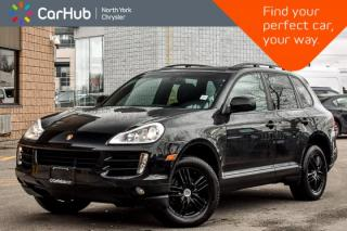 Used 2009 Porsche Cayenne AWD |Tiptronic|Leather|HeatFrntSeats|KeylessEntry|18