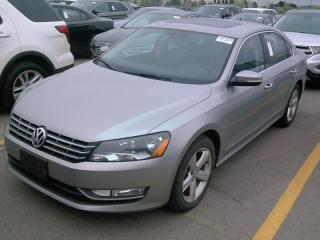 Used 2014 Volkswagen Passat COMFORT TDI Diesel Turbo for sale in Waterloo, ON