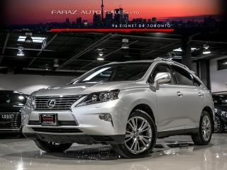 Used 2013 Lexus RX 350 AWD|NAVI|REAR CAM|COOLED SEATS|LOADED for sale in North York, ON