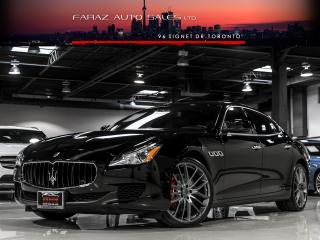 Used 2015 Maserati Quattroporte ***SOLD***SQ4|NAVI|REAR CAM|21