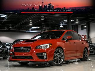 Used 2016 Subaru Impreza WRX STI|SPORT TECH|NAVI|REAR CAM|SKIRT PKG|LOADED for sale in North York, ON