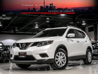 Used 2015 Nissan Rogue S|AWD|REAR CAMERA|BLUETOOTH AUDIO|SATELLITE RADIO for sale in North York, ON