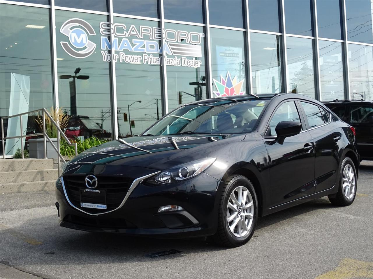 2015 Mazda MAZDA3 GS/ HEATED SEATS/MAZDA CERTIFIED PRE OWNED