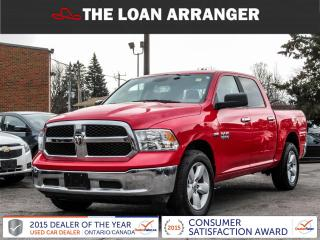 Used 2018 Dodge Ram 1500 SLT for sale in Barrie, ON