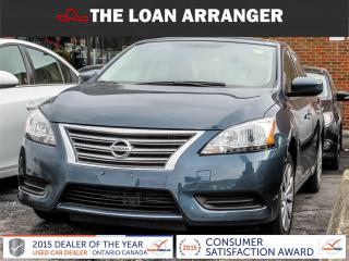 Used 2015 Nissan Sentra for sale in Barrie, ON