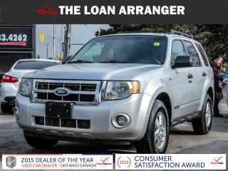 Used 2008 Ford Escape XLT for sale in Barrie, ON
