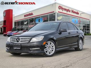 Used 2011 Mercedes-Benz C250 4Matic for sale in Guelph, ON