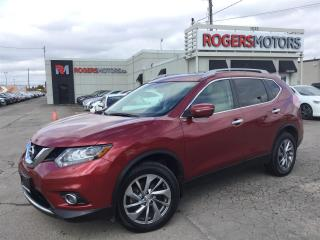 Used 2015 Nissan Rogue SL AWD - NAVI - 360 CAMERA - PANO ROOF for sale in Oakville, ON
