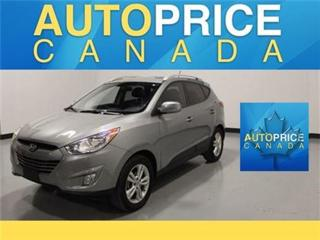 Used 2011 Hyundai Tucson GLS AUTO HEATED SEATS for sale in Mississauga, ON