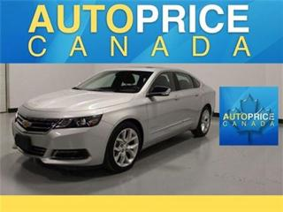 Used 2018 Chevrolet Impala Premier 2LZ NAVI PANOROOF LEATHER for sale in Mississauga, ON
