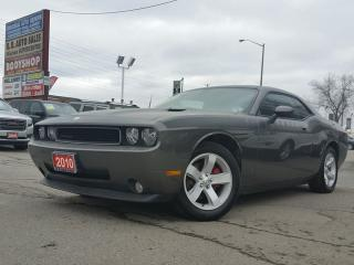 Used 2010 Dodge Challenger for sale in Brampton, ON