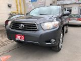 2010 Toyota Highlander Sport, Leather, Sunroof, Low Mileage!