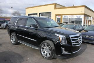 Used 2015 Cadillac Escalade PREMIUM for sale in Brampton, ON