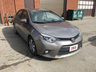 Used 2015 Toyota Corolla LE ECO Upgrade Pkg for sale in North York, ON