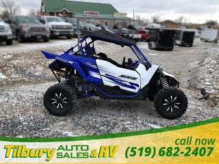 Used 2016 Yamaha YXZ1000R DEMO. CUSTOMIZED. for sale in Tilbury, ON