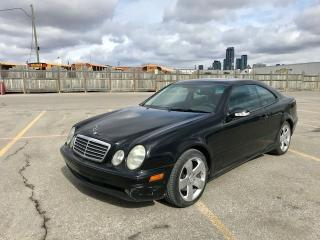 Used 2002 Mercedes-Benz CLK 430 CLK 430 for sale in Mississauga, ON
