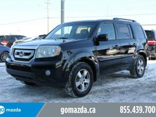 Used 2009 Honda Pilot EXL LEATHER SUNROOF DVD PLAYER CLEAN for sale in Edmonton, AB