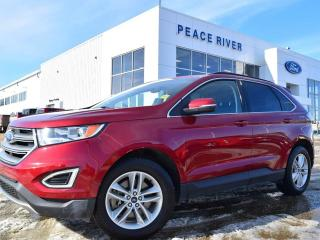 Used 2016 Ford Edge SEL for sale in Peace River, AB