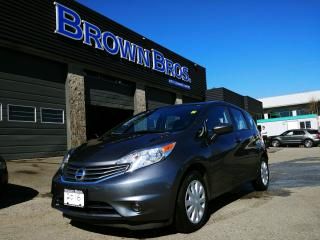 Used 2016 Nissan Versa Note SV for sale in Surrey, BC