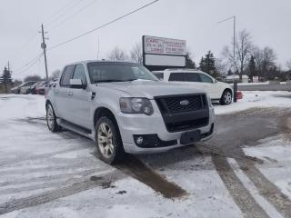 Used 2010 Ford Explorer Sport Trac ADRENALIN for sale in Komoka, ON