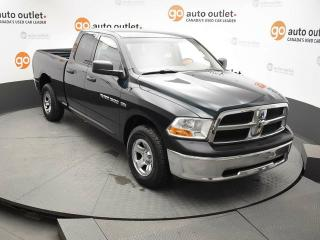 Used 2011 Dodge Ram 1500 ST 4x4 Quad Cab 140 in. WB for sale in Red Deer, AB