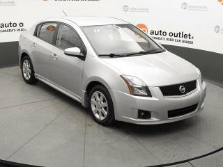 Used 2012 Nissan Sentra 2.0 SR 4dr Sedan for sale in Red Deer, AB