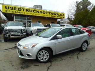 Used 2014 Ford Focus SE Automatic,Air,Power Group,Factory Warranty!! for sale in Ottawa, ON