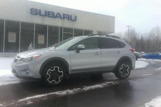 Used 2014 Subaru XV Crosstrek 2.0i w/TOURING for sale in Minden, ON