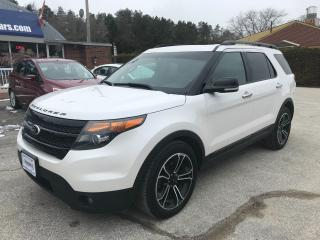 Used 2014 Ford Explorer SPORT AWD for sale in Flesherton, ON