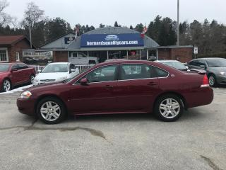 Used 2009 Chevrolet Impala LT for sale in Flesherton, ON