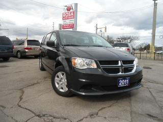 Used 2011 Dodge Grand Caravan AUTO LOW KM PW PL PM CRUISE A/C for sale in Oakville, ON
