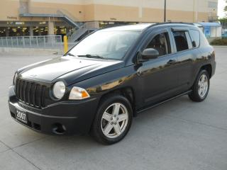 Used 2007 Jeep Compass Automatic, 4x4, Certify, 3/Y warranty availab for sale in North York, ON
