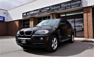 Used 2008 BMW X5 SPORT 3.0si AWD NAVI BACK-UP CAMERA PANO ROOF for sale in Mississauga, ON