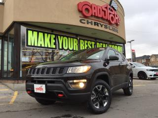 Used 2018 Jeep Compass Trailhawk for sale in Scarborough, ON