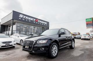 Used 2014 Audi Q5 ONE OWNER l BLUETOOTH l ACCIDENT FREE for sale in Markham, ON
