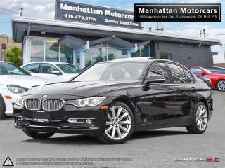Used 2014 BMW 3 Series 320i X-Drive EXECUTIVE |NAV|ROOF|PHONE|XENON|1OWNR for sale in Scarborough, ON