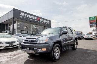 Used 2005 Toyota 4Runner Sport for sale in Markham, ON