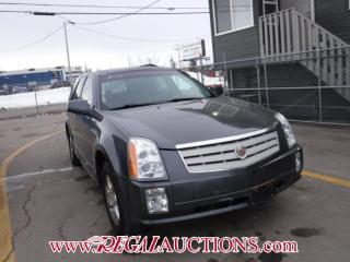 Used 2008 Cadillac SRX BASE 4D UTILITY V6 AWD 3.6L for sale in Calgary, AB