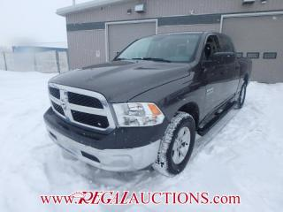 Used 2017 RAM 1500 SXT CREW CAB SWB 4WD 3.6L for sale in Calgary, AB