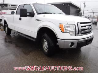 Used 2010 Ford F150 XLT 4D SUPERCAB 4WD for sale in Calgary, AB