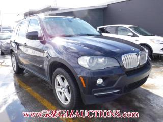 Used 2007 BMW X5  4D UTILITY 4.8I AWD for sale in Calgary, AB