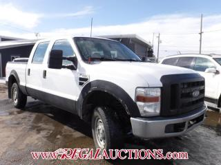 Used 2009 Ford F250SD  CREW CAB 4WD for sale in Calgary, AB