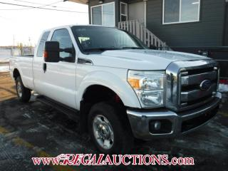 Used 2011 Ford F250 S/D  SUPERCAB LWB   4WD for sale in Calgary, AB