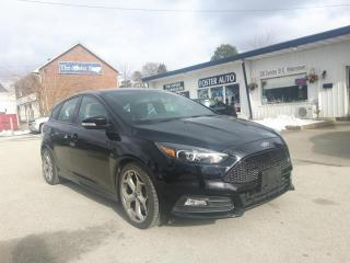 Used 2016 Ford Focus ST Hatch for sale in Waterdown, ON