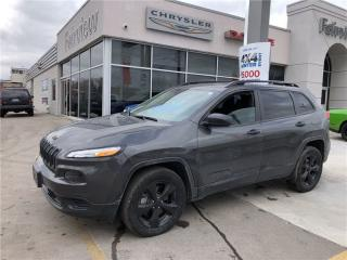 Used 2016 Jeep Cherokee Altitude for sale in Burlington, ON