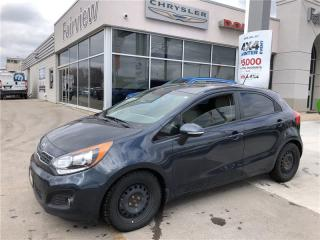 Used 2015 Kia Rio EX..Leather/Roof for sale in Burlington, ON